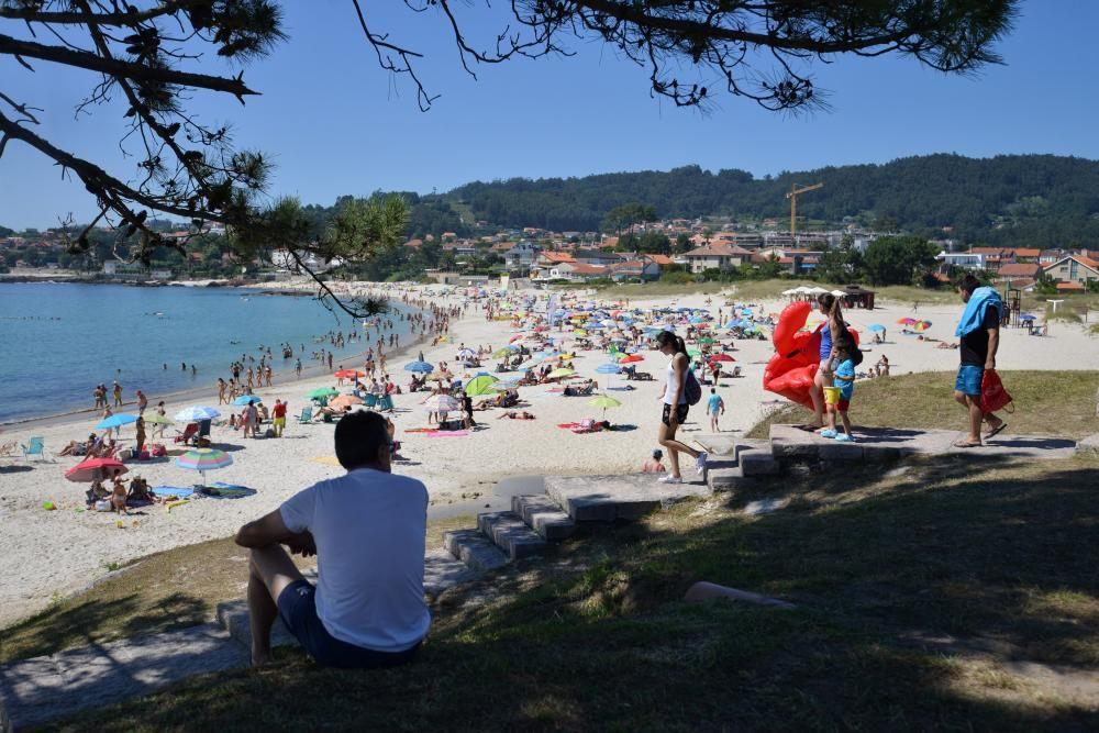 Playa de Areas (Sanxenxo)