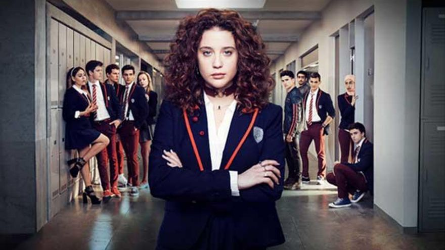 Comienza el rodaje de la segunda temporada de 'Élite'