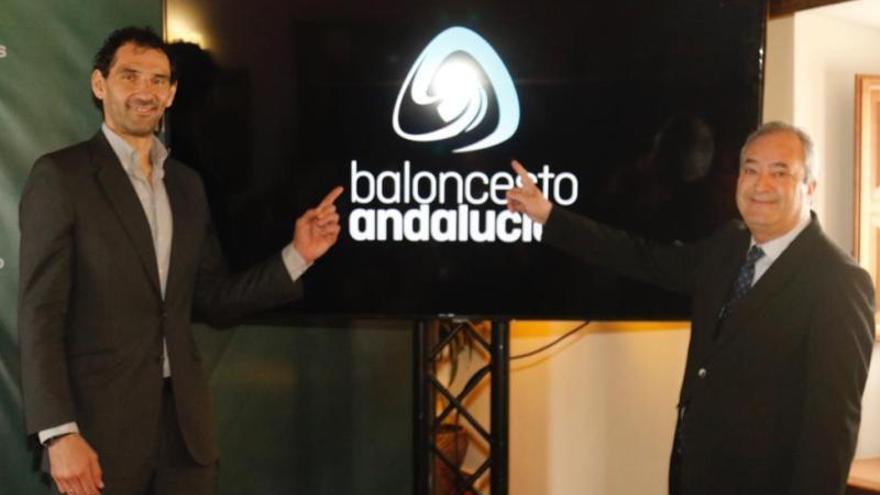 Jorge Garbajosa apadrina en Córdoba la nueva imagen de la FAB y sus actividades del 2020