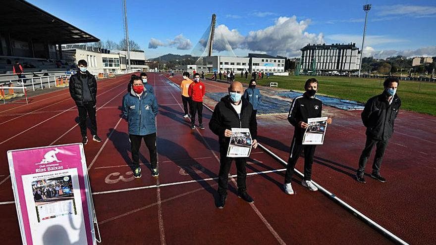 Pontevedra estrena la temporada al aire libre