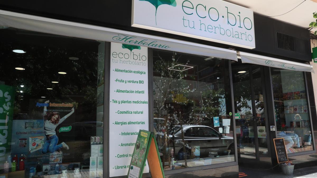 'EcoBio Tu Herbolario' online en Cartagena se sobrepone al confinamiento