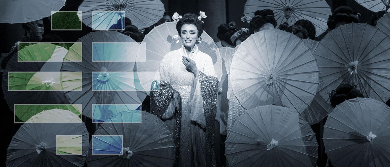 """""""Madama Butterfly"""" en el Teatro Campoamor de Oviedo"""