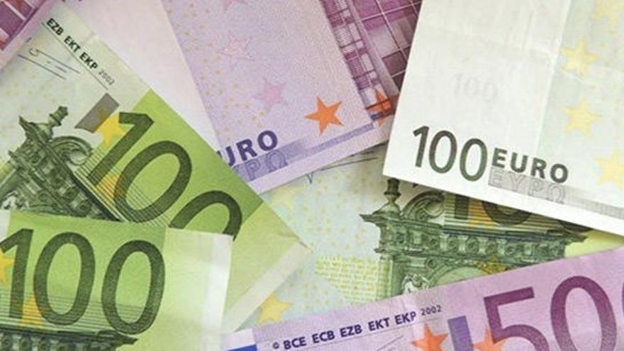 El Tesoro coloca 5.014 millones en deuda a un interés mucho mayor