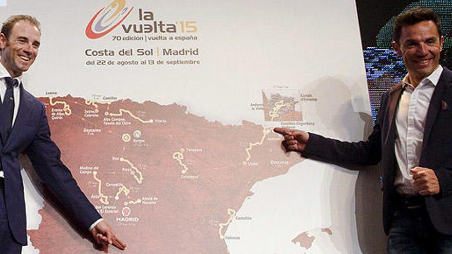 Valverde y 'Purito' tomarán la salida en la Vuelta a España