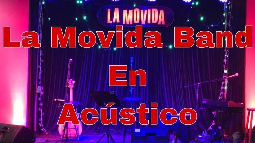 La Movida Band – Formato acústico