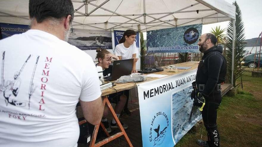 Un moscón gana el concurso de pesca submarina de Verdicio
