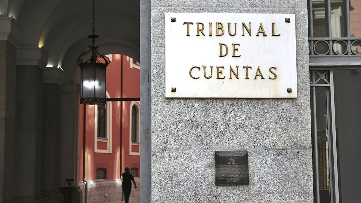El Tribunal de Comptes reclama una fiança de 5,4 milions d'euros a ex-alts càrrecs | ÓSCAR CAÑAS