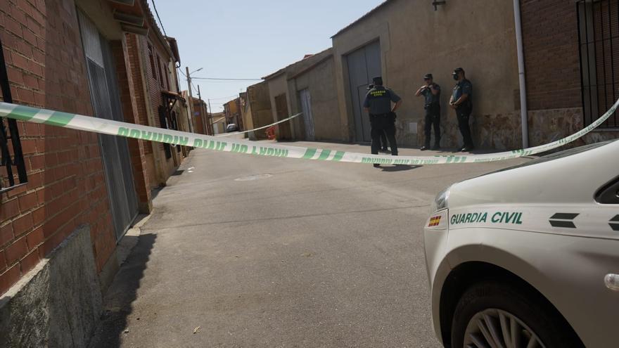 Una mujer de 69 años, agredida con arma blanca en Villarrín de Campos