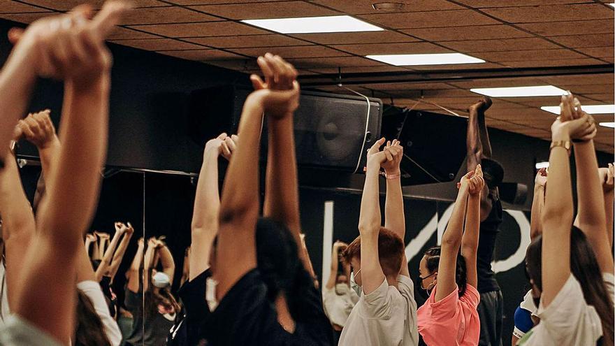 Dance Me comença un nou curs amb normalitat