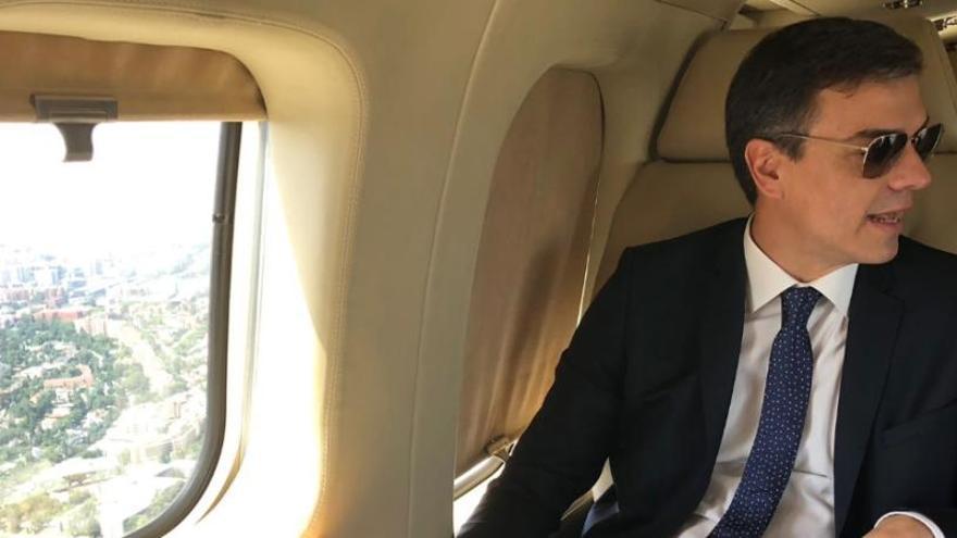 Sánchez viaja a Cuba, donde no se verá con la oposición