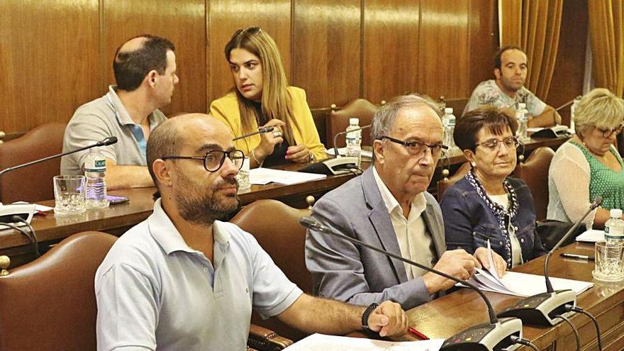 """Folgado asegura que """"Requejo posa en las fotos"""" mientras el PP manda en la Diputación de Zamora"""
