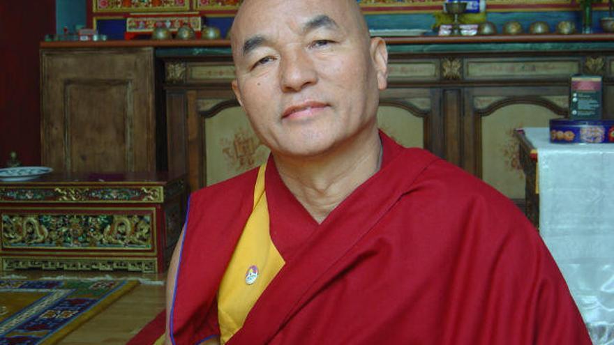 El monjo Thubten Wangchen parlarà de la salut i l'art d'acceptar a Figueres