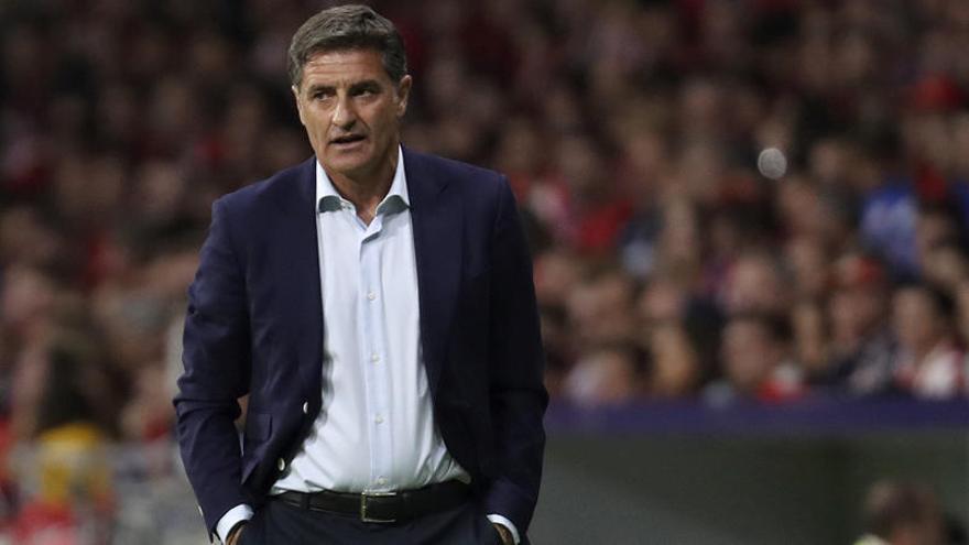 Míchel deja de ser entrenador del Getafe
