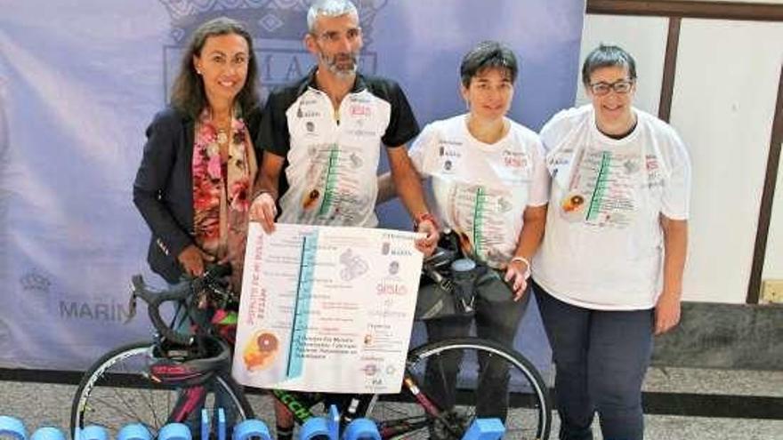 Marín-Guadalajara por las Enfermedades Intestinales