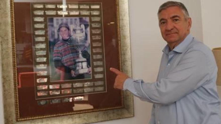 Borriol rinde honores  al campeón  Sergio García