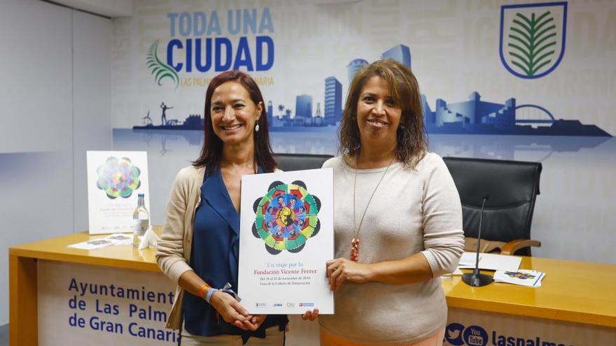 Tamaraceite organiza un proyecto solidario con la Fundación Vicente Ferrer