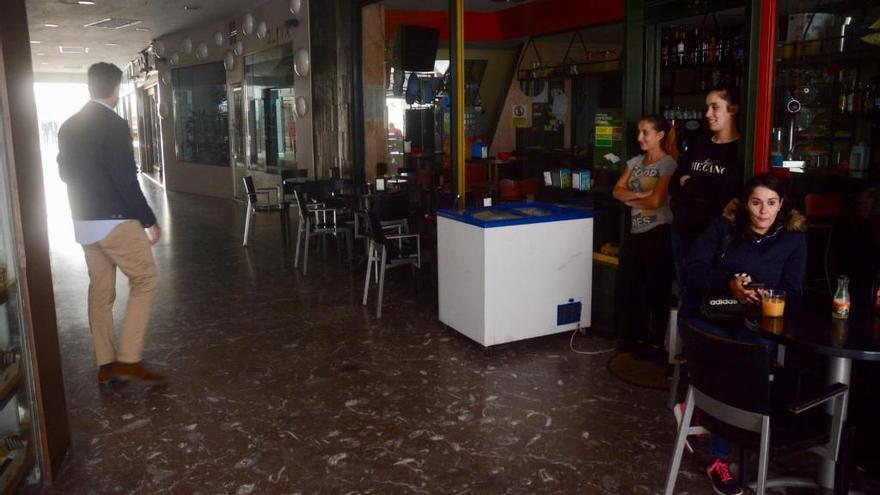 Nuevo apagón en el centro de Pontevedra con 1.500 afectados