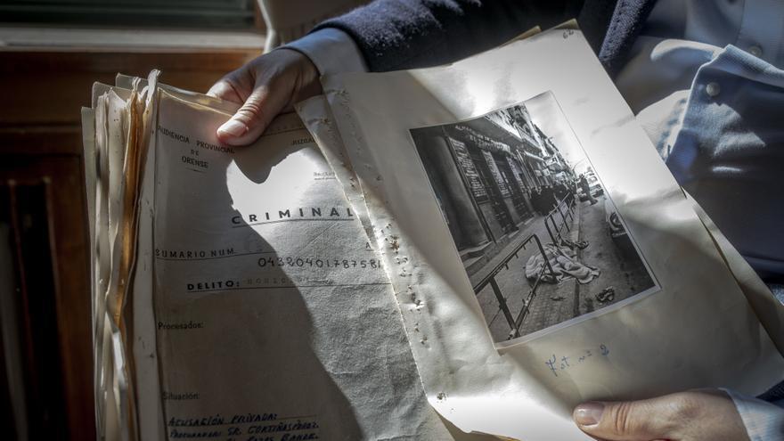 """""""Una exposición permitiría ver la historia de Ourense a través de la justicia, y aprender de los errores"""""""