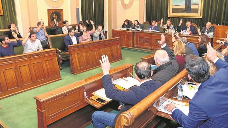 Castellón amplía el plazo de negociación y retrasa el pleno de presupuestos a enero