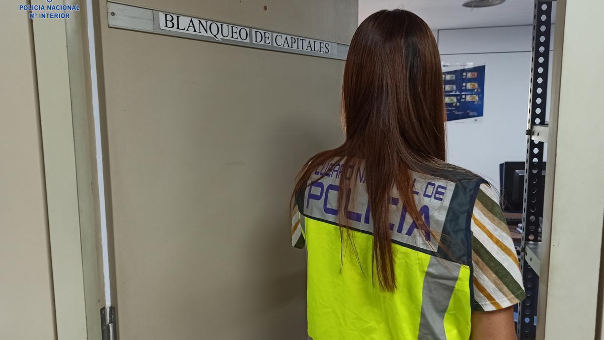 El caso fue investigado por el Grupo de Blanqueo de Capitales de la Policía Nacional de Palma.