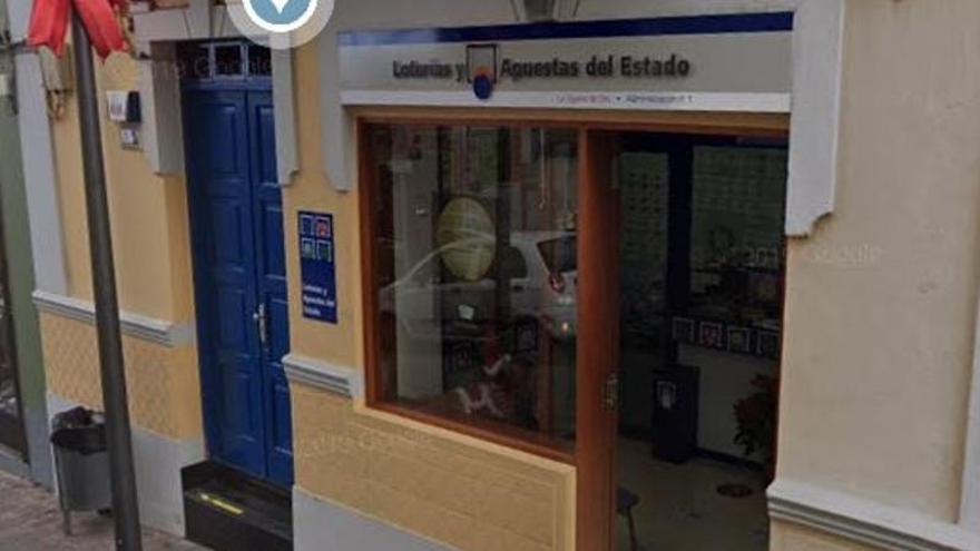 Nuevo afortunado de la Lotería Nacional en Gran Canaria