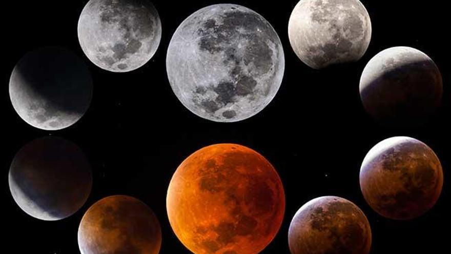 Mallorca se prepara para observar el eclipse lunar más largo