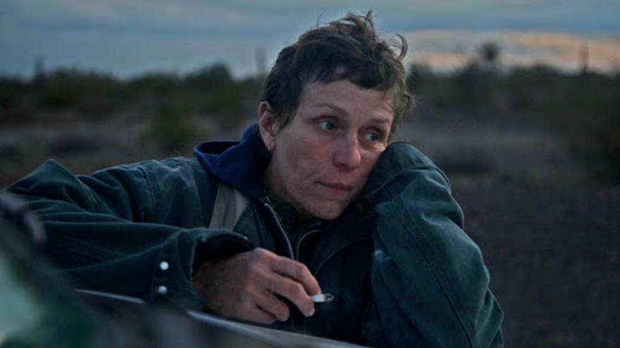 La triunfadora de los Globos de Oro, 'Nomadland', llegará a España el 26 de marzo