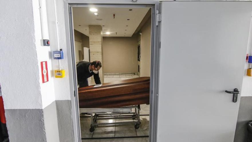 8.299 muertes en 2020, la cifra más alta en Córdoba desde la Posguerra