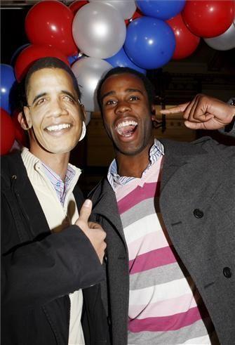 Alegría y celebraciones en la noche electoral