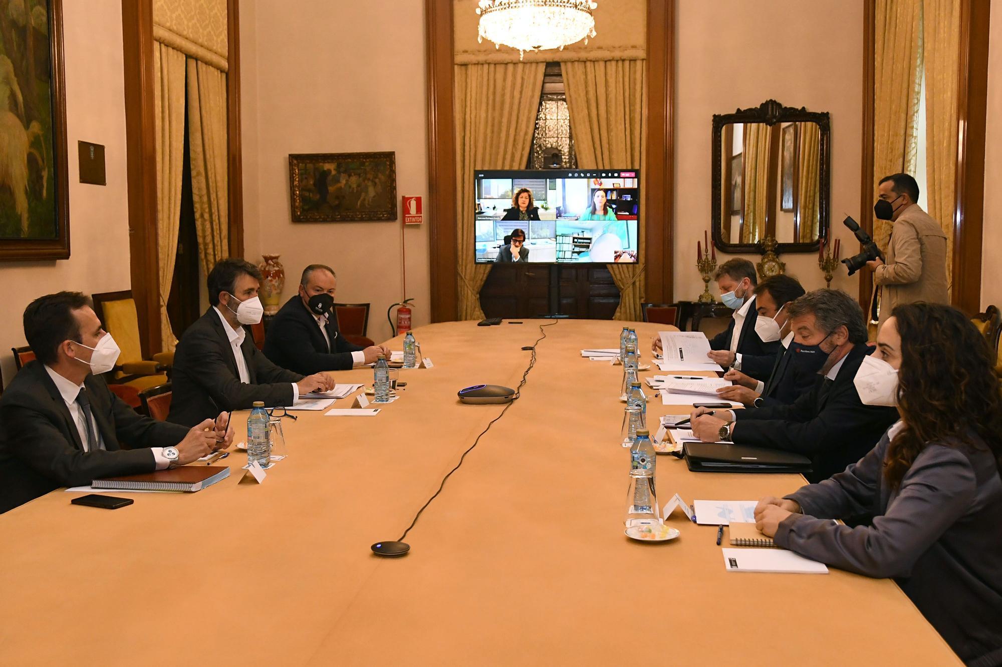 Comisión Interadministrativa do Porto da Coruña