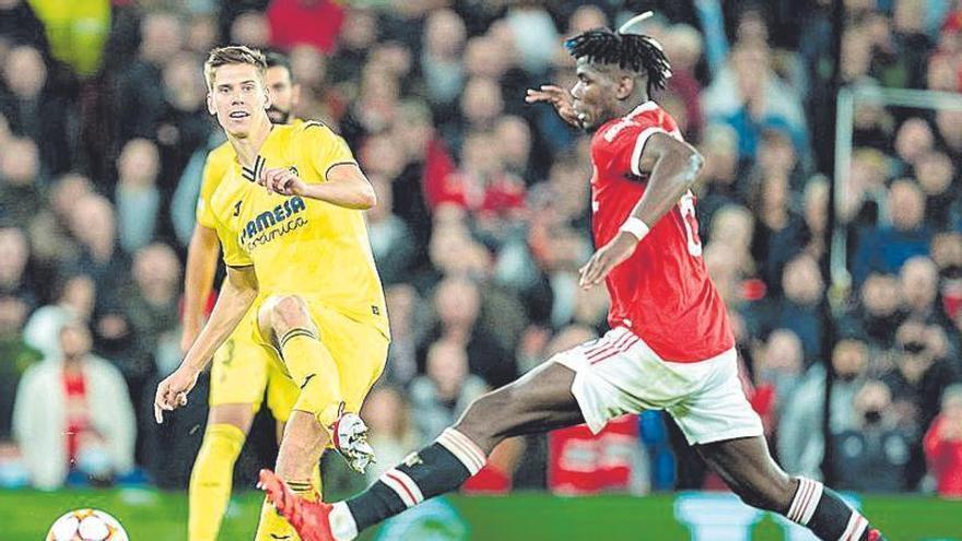 Foyth se gana a la afición del Villarreal