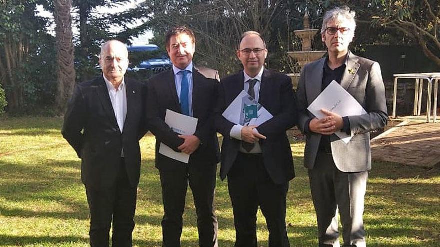 DENSO renova l'acord de col·laboració amb els estudis d'ADE d'UManresa