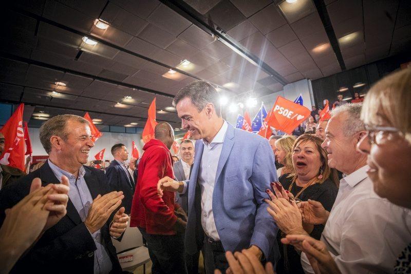 Zaragoza, escenario de campaña para Sánchez, tras la muerte de Rubalcaba