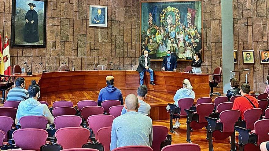 El Cabildo inicia un programa de empleo para recuperar el sector primario isleño