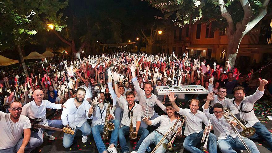 El concierto, la nueva verbena de Mallorca
