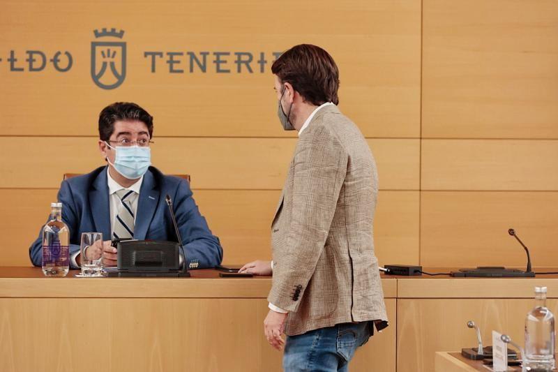 Plano ordinario del Cabildo de Tenerife, 30/07/2021