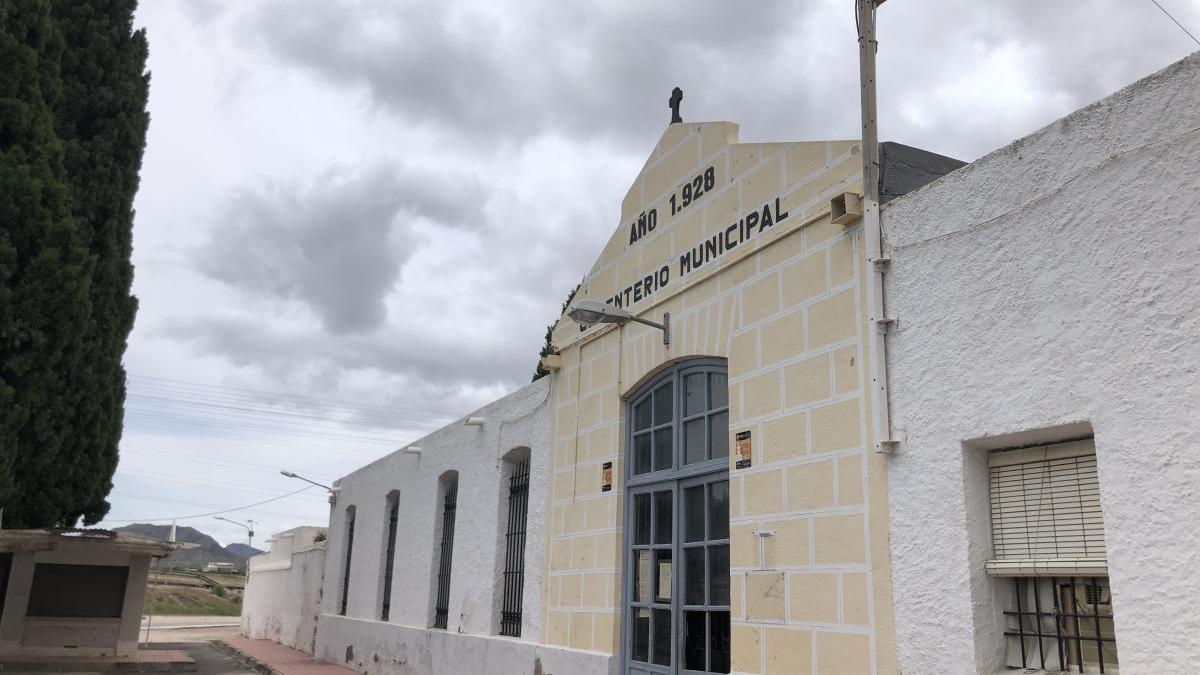 San Vicente pide una subvención de casi 300.000 euros para rehabilitar la entrada al Cementerio