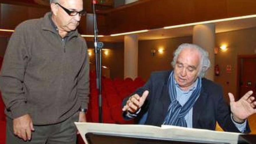 El legado asturiano de Antón García Abril