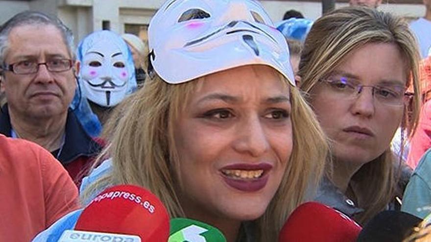 La Fiscalía pide tres años de cárcel para la líder de Hogar Social Madrid por islamofobia