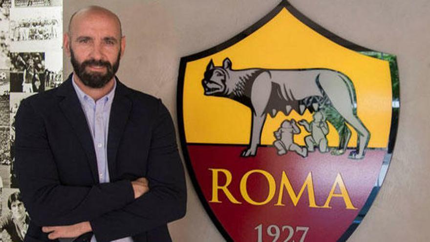 Monchi ja és el nou director esportiu de la Roma