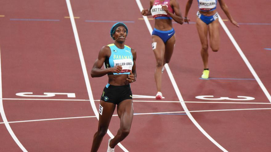 Miller-Uibo reedita su oro olímpico en 400 y la veterana Allyson Felix logra el bronce
