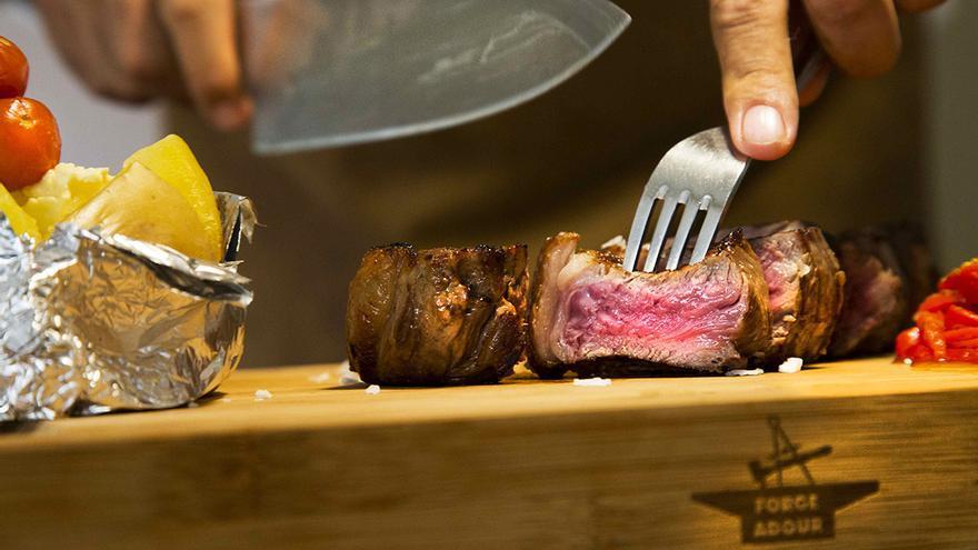 Asador Bolixe, carne a la brasa de calidad y cocina mediterránea de temporada