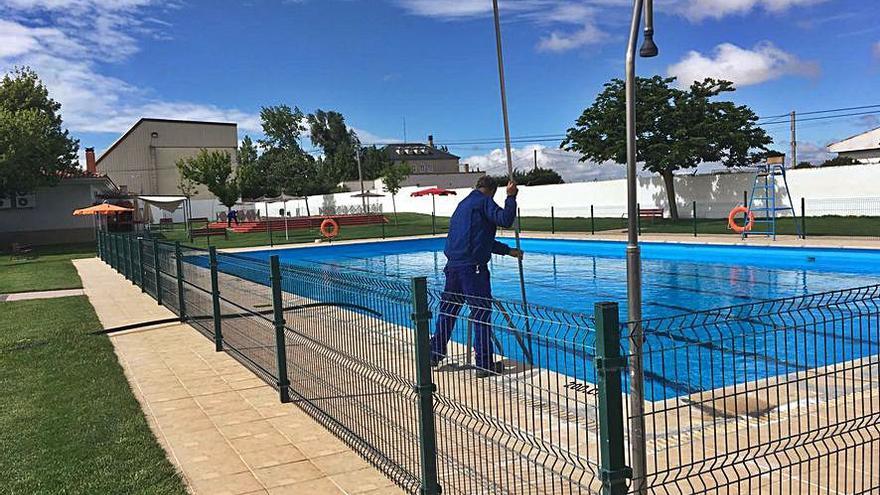 Moraleja volverá a abrir su piscina municipal este verano