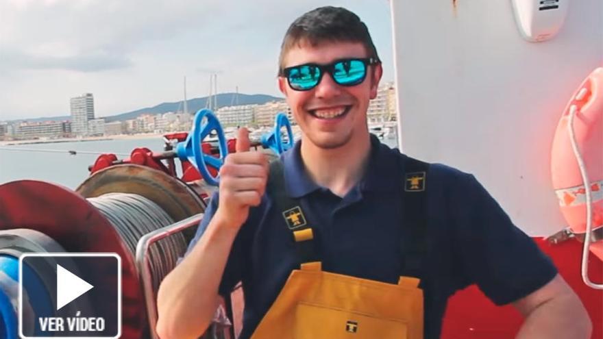 Gafas con sabor a mar