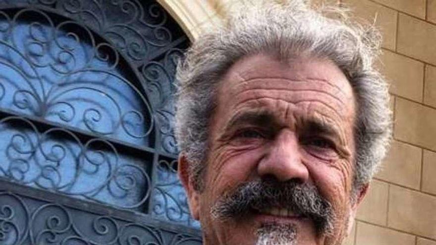 La pasión española de Mel Gibson