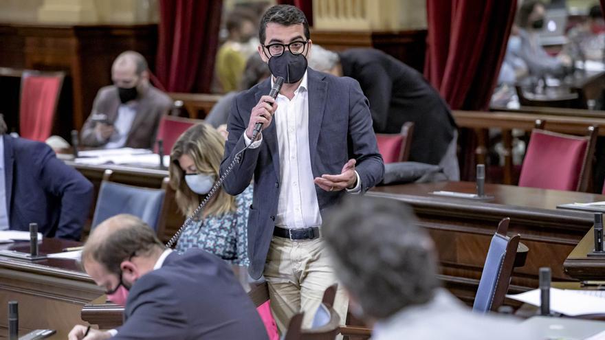 PSOE, Podemos y Més rechazan tramitar en verano la ley para la gestión de los fondos europeos