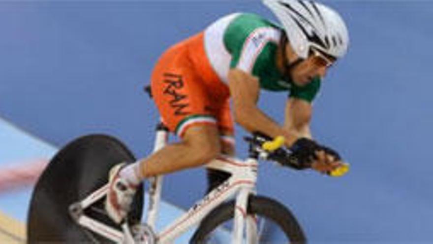 Un ciclista paralímpico iraní fallece tras sufrir una caída