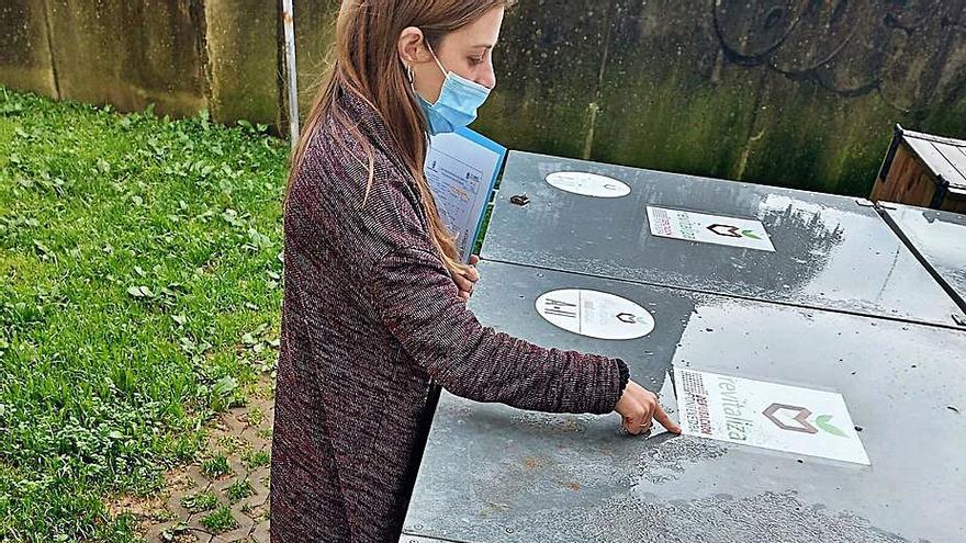 Cangas duplicará su nivel de compostar residuos con otros 3 depósitos urbanos