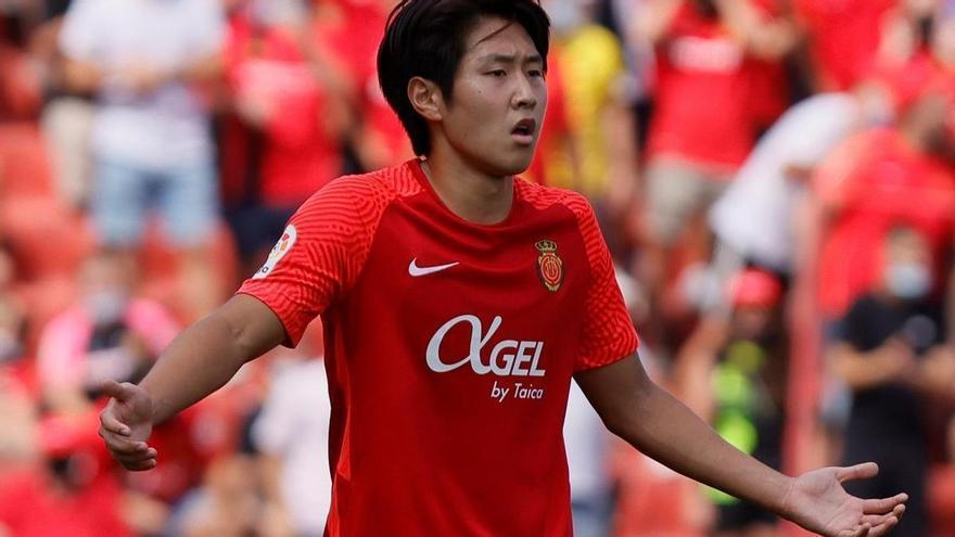 El nuevo valor de mercado de Kang In tras fichar por el Mallorca