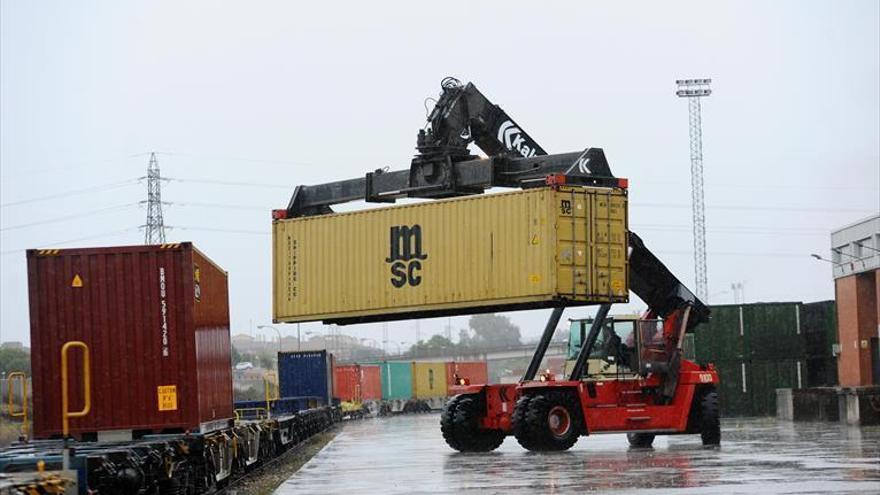 La terminal ferroviaria de El Higuerón será gestionada por Laumar y no por los puertos andaluces